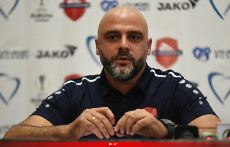 Giorgi Chiabrishvili : Today, our battlefield is football and the pitch