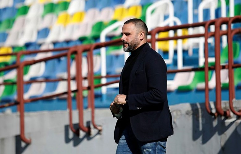 Giorgi Chiabrishvili – the new head coach of Locomotive