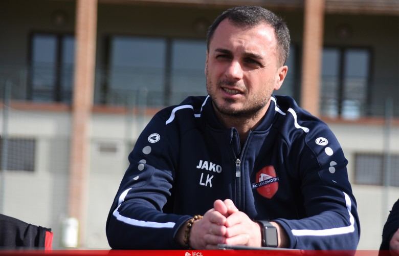 Levan Korghalidze : It is our goal to win every subsequent game