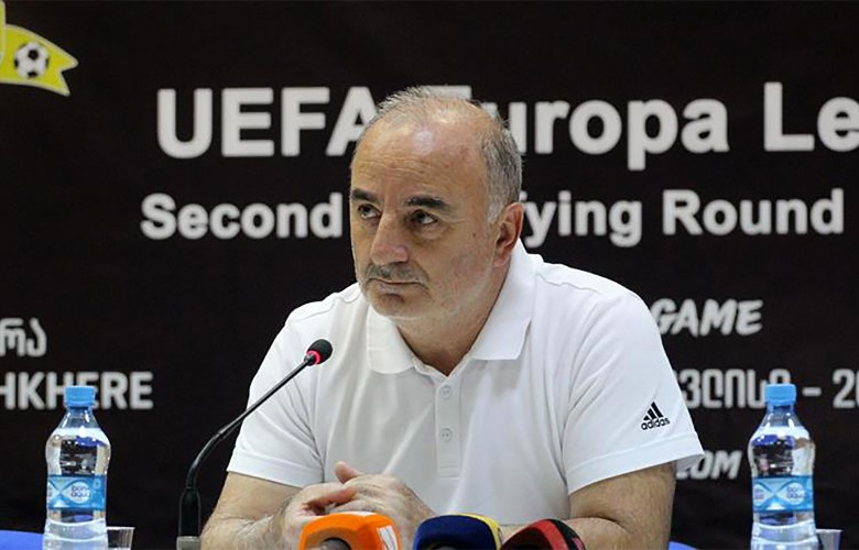 Soso Pruidze becomes the head coach of Locomotive