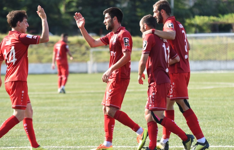Locomotive moves forward to the Cup ¼ final