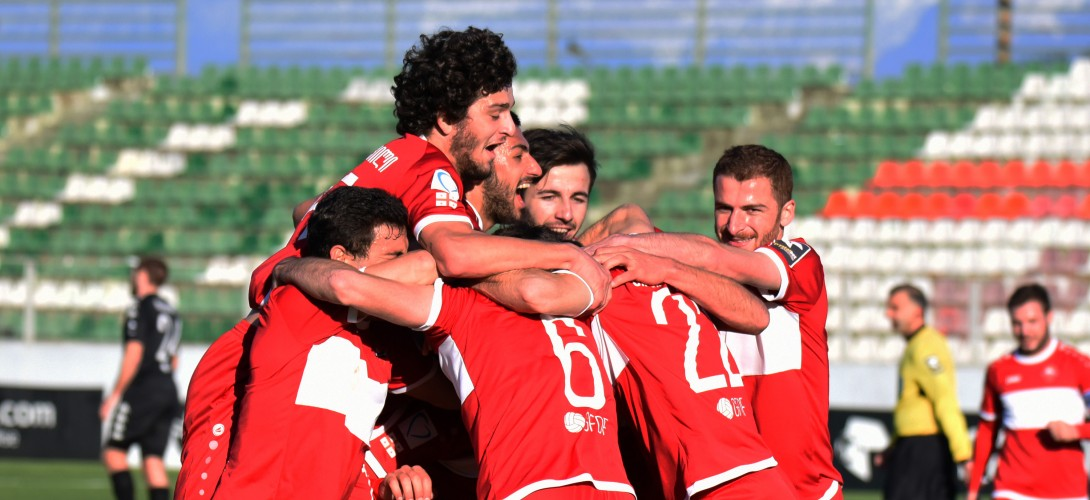 Loco scored five goals and got three points in Kutaisi