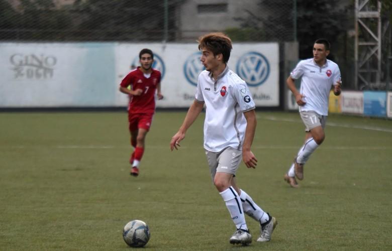 17 წლამდე, ოქროს ლიგა: ლოკომოტივი 0-0 დინამო თბ