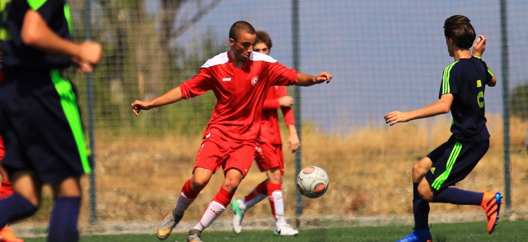 ლოკოს 15 წლამდე გუნდმა რუსთავი 3:0 დაამარცხა