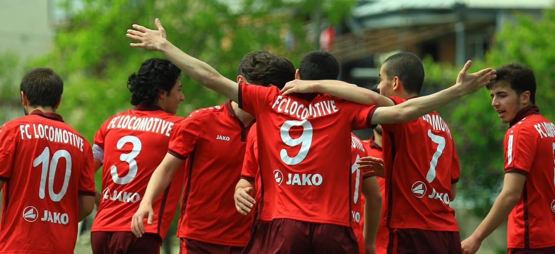 19 წლამდე ლიგა - ლოკომოტივმა საბურთალოს 5:1 მოუგო