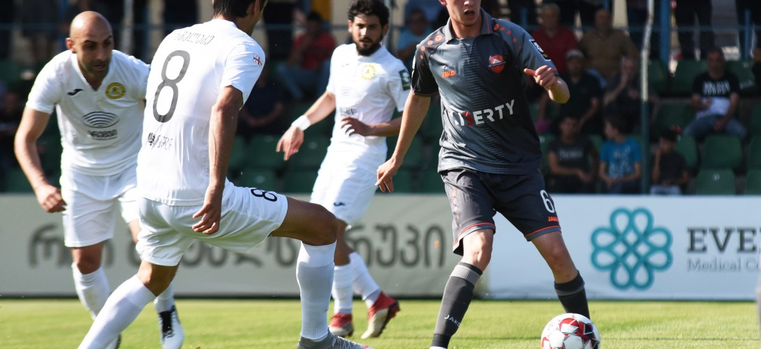 Locomotive plays the first draw in current season