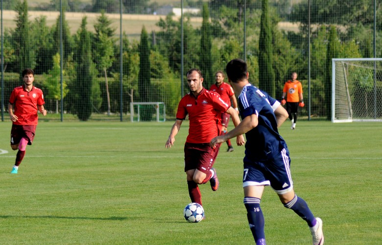 Friendly Match – Locomotive Loses Against Banants