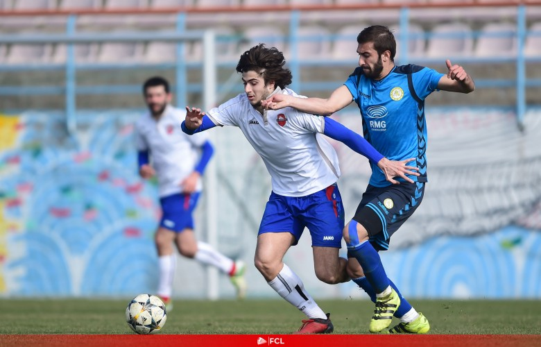 Locomotive beats Gagra 5:1