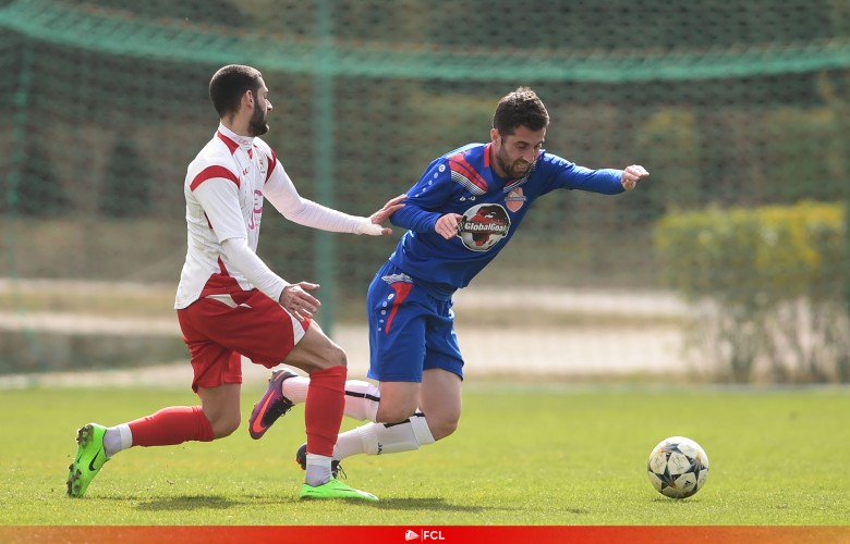Friendly Match – Loss with Telavi