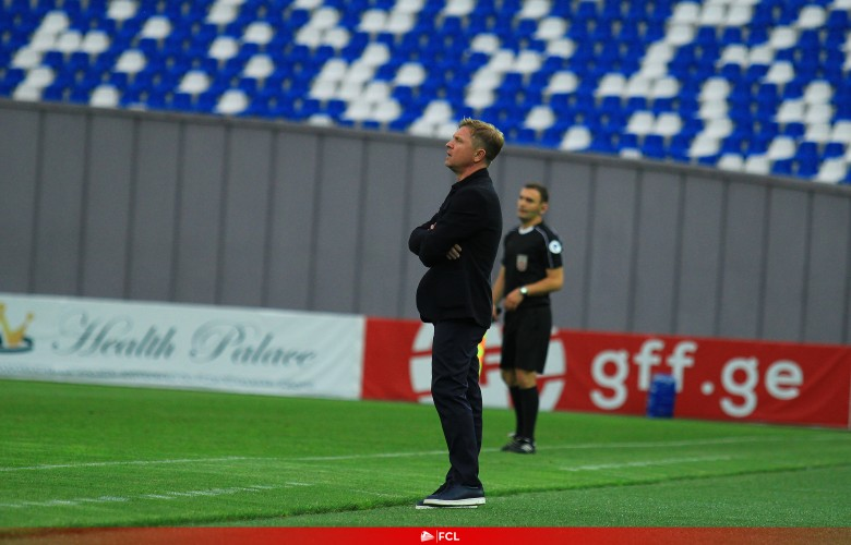 """Dinamo outclasses us and deserved the victory"""