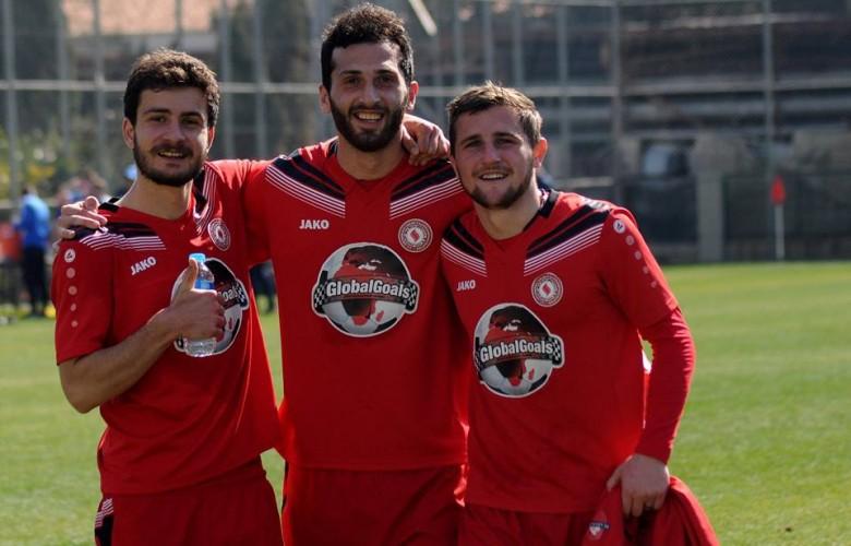 FC Locomotive Tbilisi beat FC Dinamo Minsk