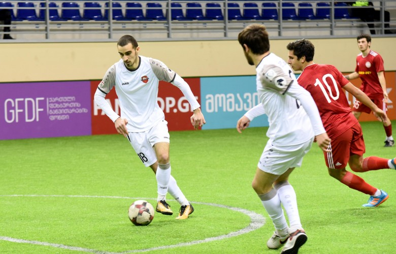 Winter Cup: Locomotive loses in Penalty Series against Rustavi