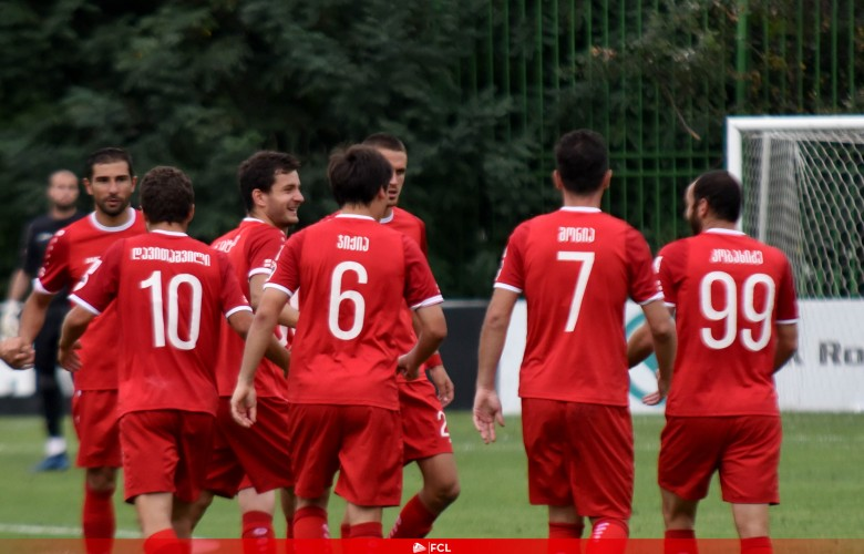 Kobakhidze's 5th goal and important 3 points with Sioni