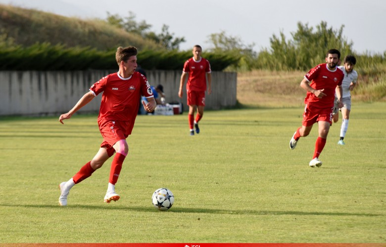 FRIENDLY MATCH : LOCO DEFEATS DINAMO BATUMI