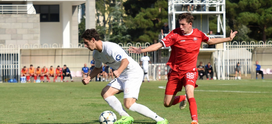 Erovnuli Liga: Draw with Rustavi