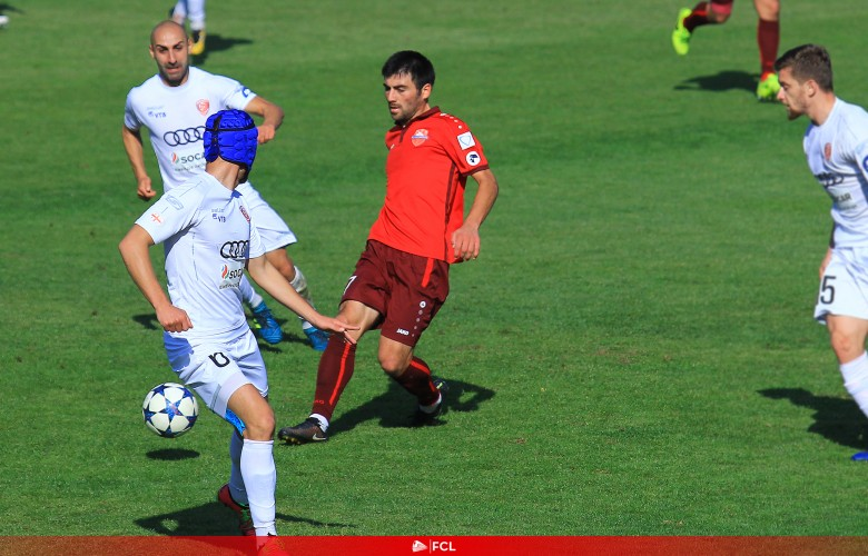 Locomotive vs Saburtalo – Tbilisi Derby ends with draw