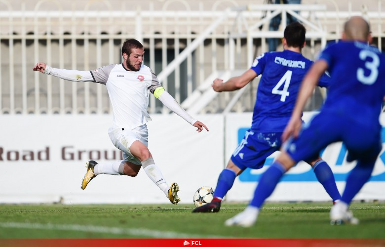 50th TBILISI DERBY ENDS IN DINAMO'S FAVOR