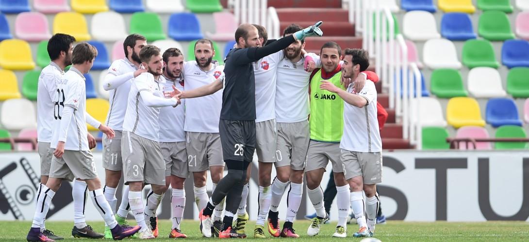 Tbilisi Derby – Locomotive outplay Dinamo