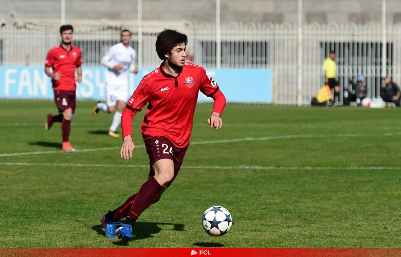 Vato Arveladze is invited to U21 Squad of Georgia