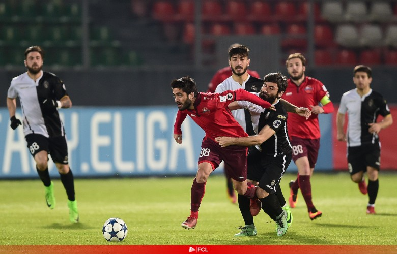 Loss against Torpedo Kutaisi