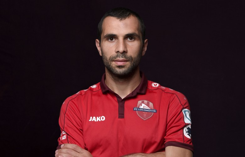 Levan Kurdadze leaves Locomotive