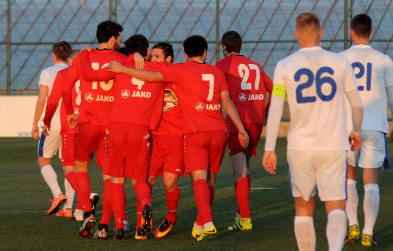 Locomotive Tbilisi 2:1 Dnipro