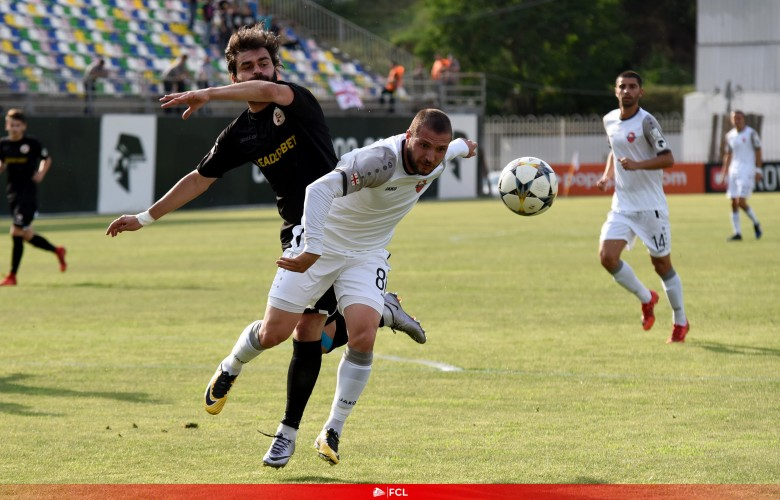 Last Match of Second Circle: Locomotive 1-1 Rustavi